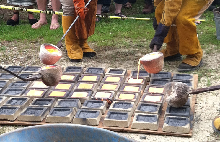ironpour2014_closeup