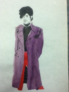 Prince, by Seacoast NH musician Dylan Metrano