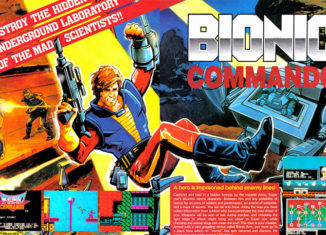 "Capcom's ""Bionic Commando"""