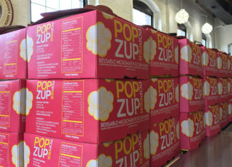 Popzup Popper boxes in Dover, NH.