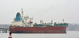 The tanker Silver Catriona is set to arrive at the Port of New Hampshire on Friday with a load of biodiesel.