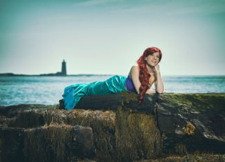 "There's just one weekend left of ""The Little Mermaid"" at Prescott Park."