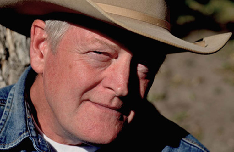 Author Craig Johnson lives in Ucross, Wyo., a town with a population of 25.