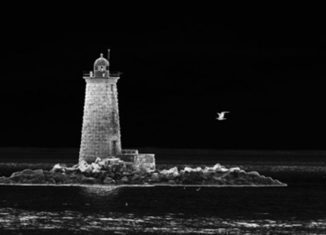 """Whaleback"" by digital photographer Thomas Wright"
