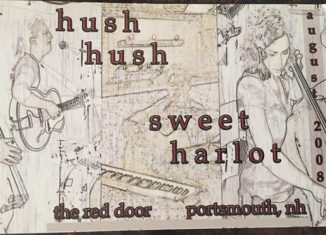 Hush Hush Sweet Harlot August 2008
