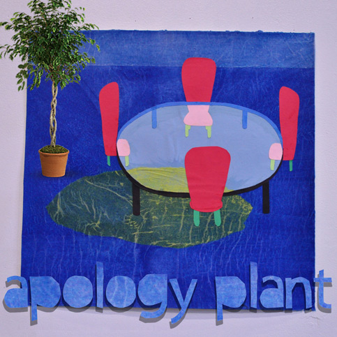 Apology Plant by Lilith