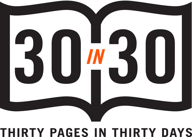 30 in 30 Playwright Competition