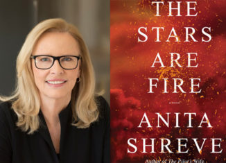 Anita Shreve The Stars Are Fire