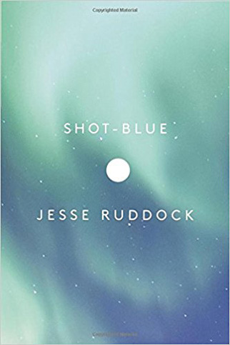 Shot-Blue by Jesse Ruddock