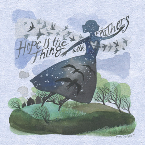 Hope Is The Thing With Feathers Guy Capecelatro III