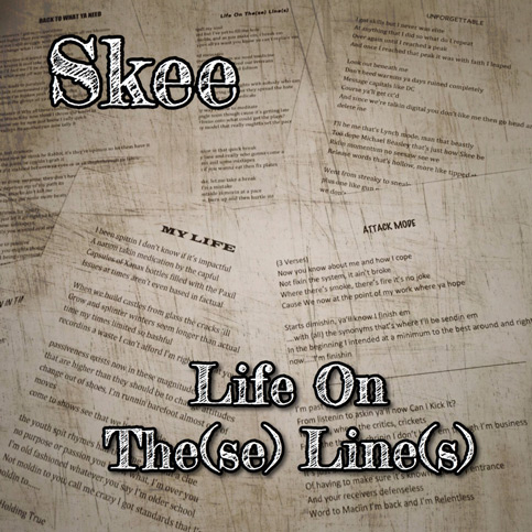 Life on The(se) Line(s) by Skee