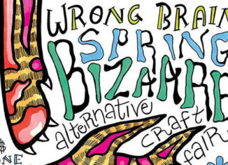 Wrong Brain Spring Bizaare