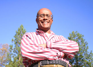 David Liebe Hart is coming to Portsmouth, NH.