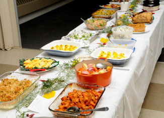 Slow Food Seacoast's 25 Mile Thanksgiving event uses food sourced from within 25 miles of the New Hampshire Seacoast.