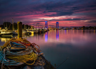 """""""The Port, Portsmouth"""" by Charles Cormier"""